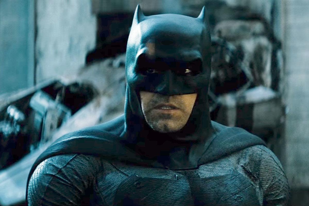 Ben Affleck's Batman Script Reportedly a Mess