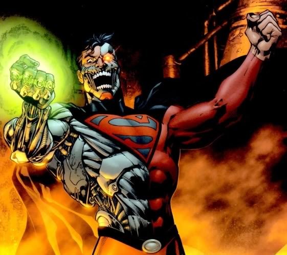 'Supergirl' EP Debunks One Cyborg Superman Theory