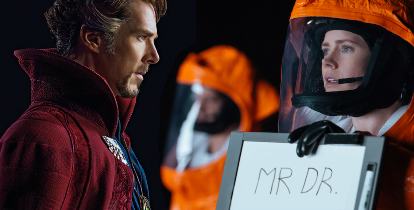 'Doctor Strange' to Beat Strong Debut of 'Arrival'
