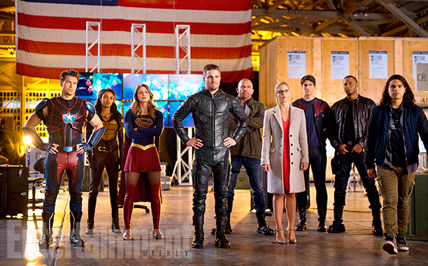 'DC's Legends of Tomorrow' Season 2, Episode 7 - 'Invasion' crossover