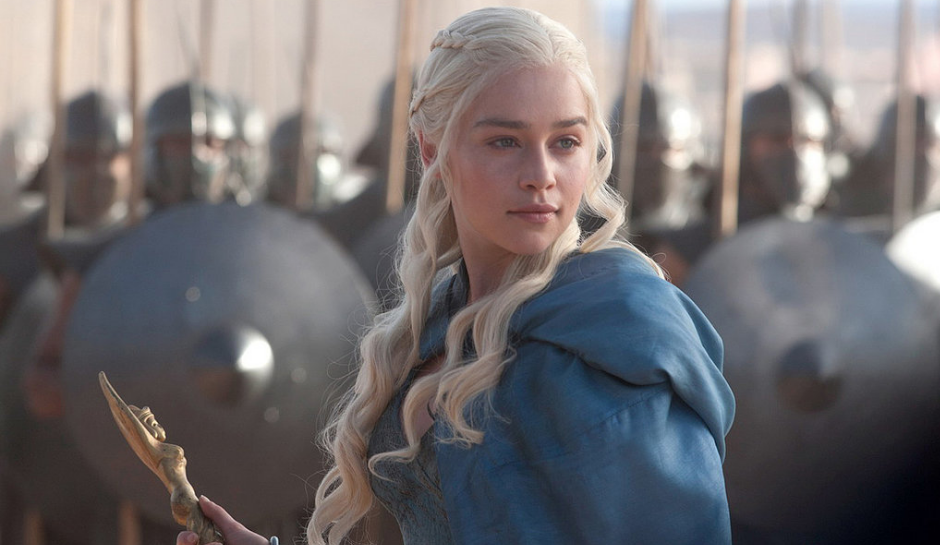 Emilia Clarke Bids Farewell to Game of Thrones