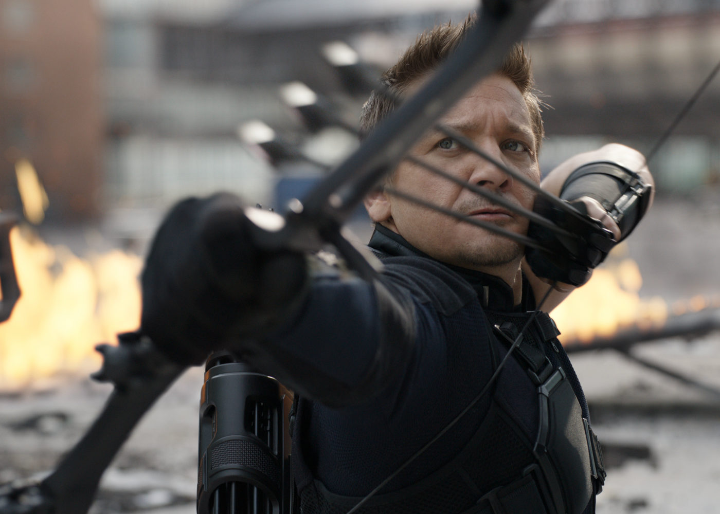 5 Things We Want From a Hawkeye Netflix Series