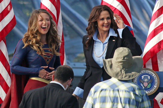 'The Flash': Lynda Carter Almost Appeared During 'Invasion!'
