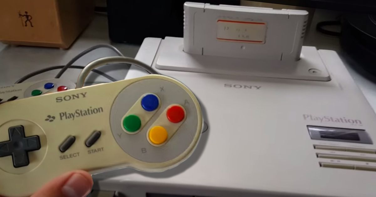 "Why the ""Nintendo PlayStation"" Didn't Happen"