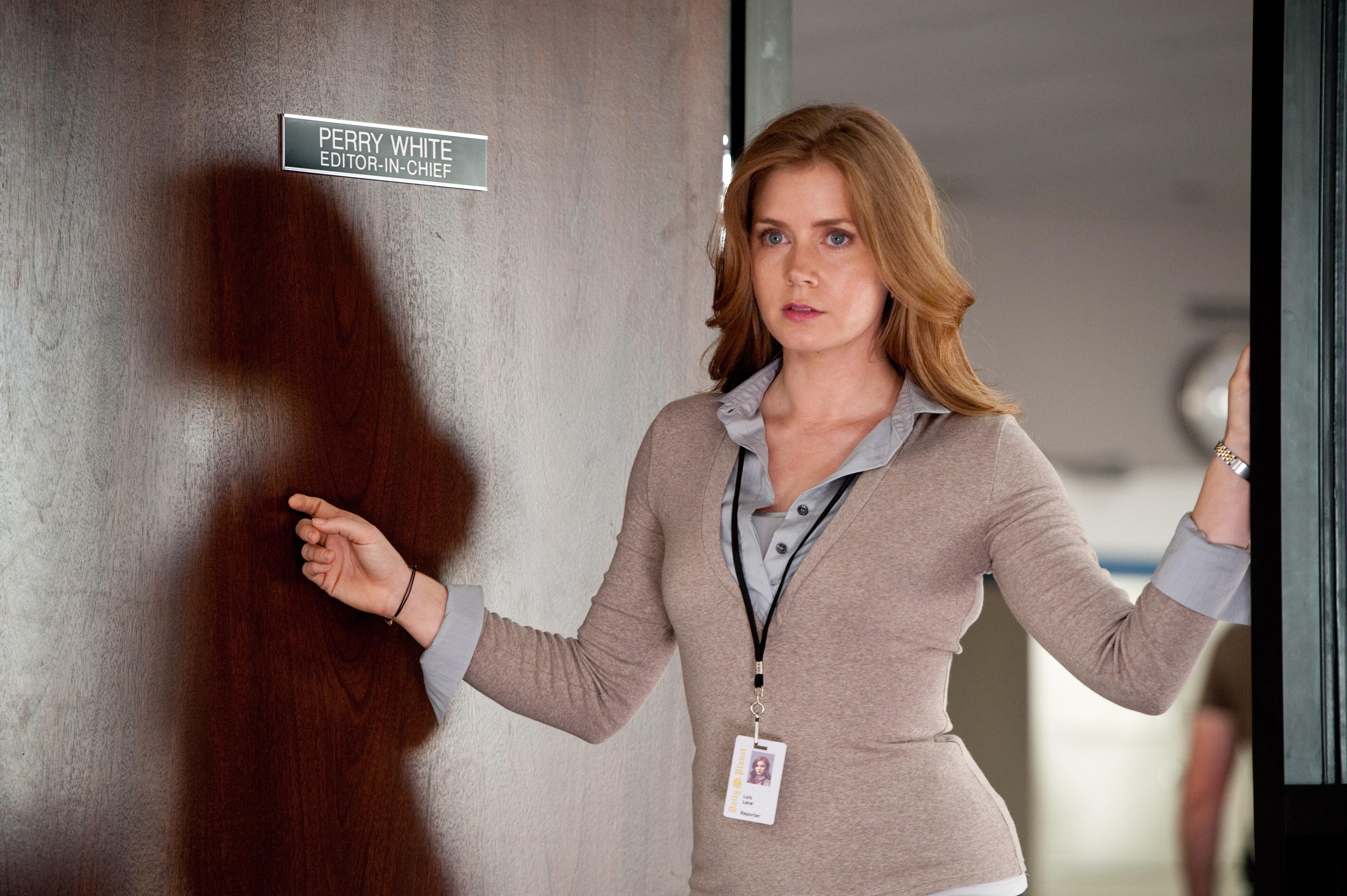 Amy Adams Provides 'Man of Steel 2' Update