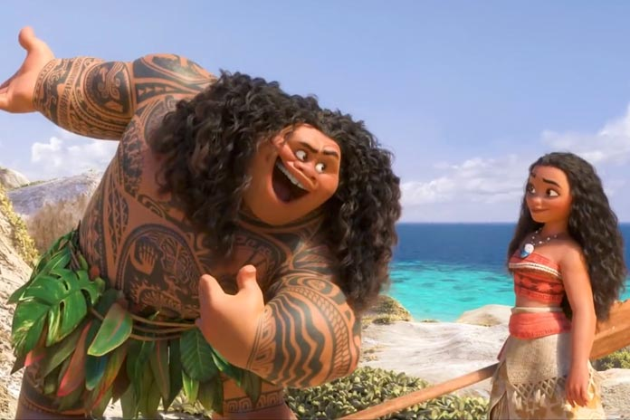 Review: Set Sail with Disney's 'Moana'