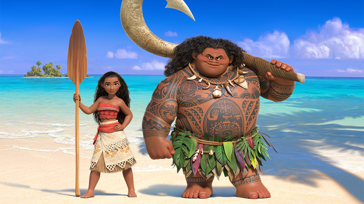 Box Office: 'Moana' Took Over Thanksgiving Weekend