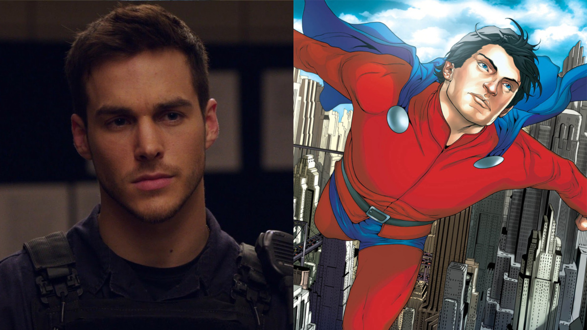 'Supergirl's' Chris Wood Teases Mon-El's Superhero Suit
