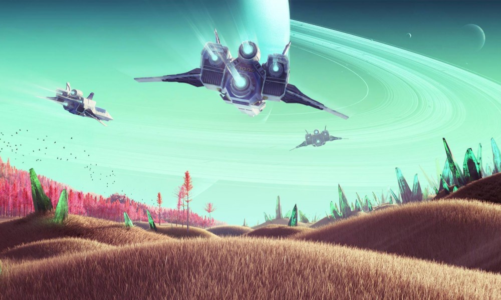 'No Man's Sky' Influences The Game Awards to Show Less CGI