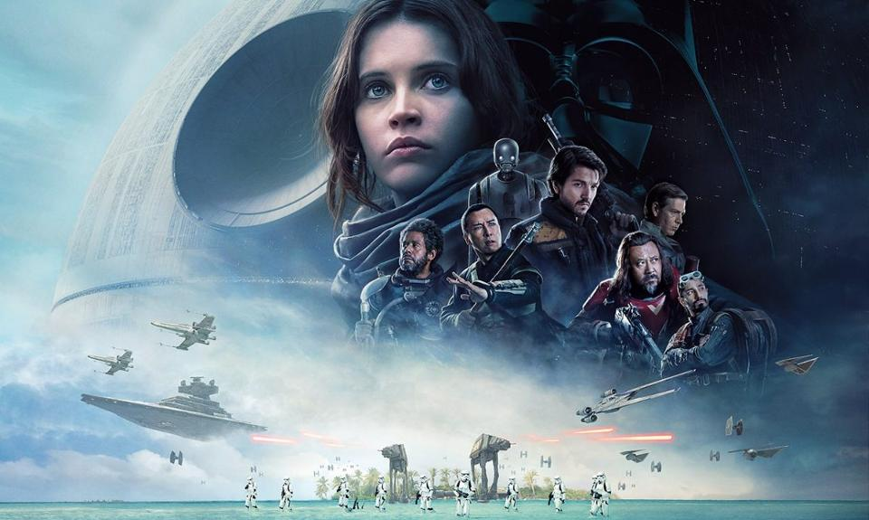 New 'Rogue One: A Star Wars Story' Trailer