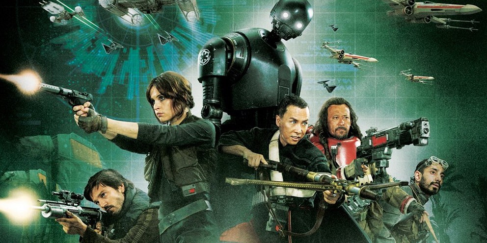 IMAX 'Rogue One' Poster Revealed