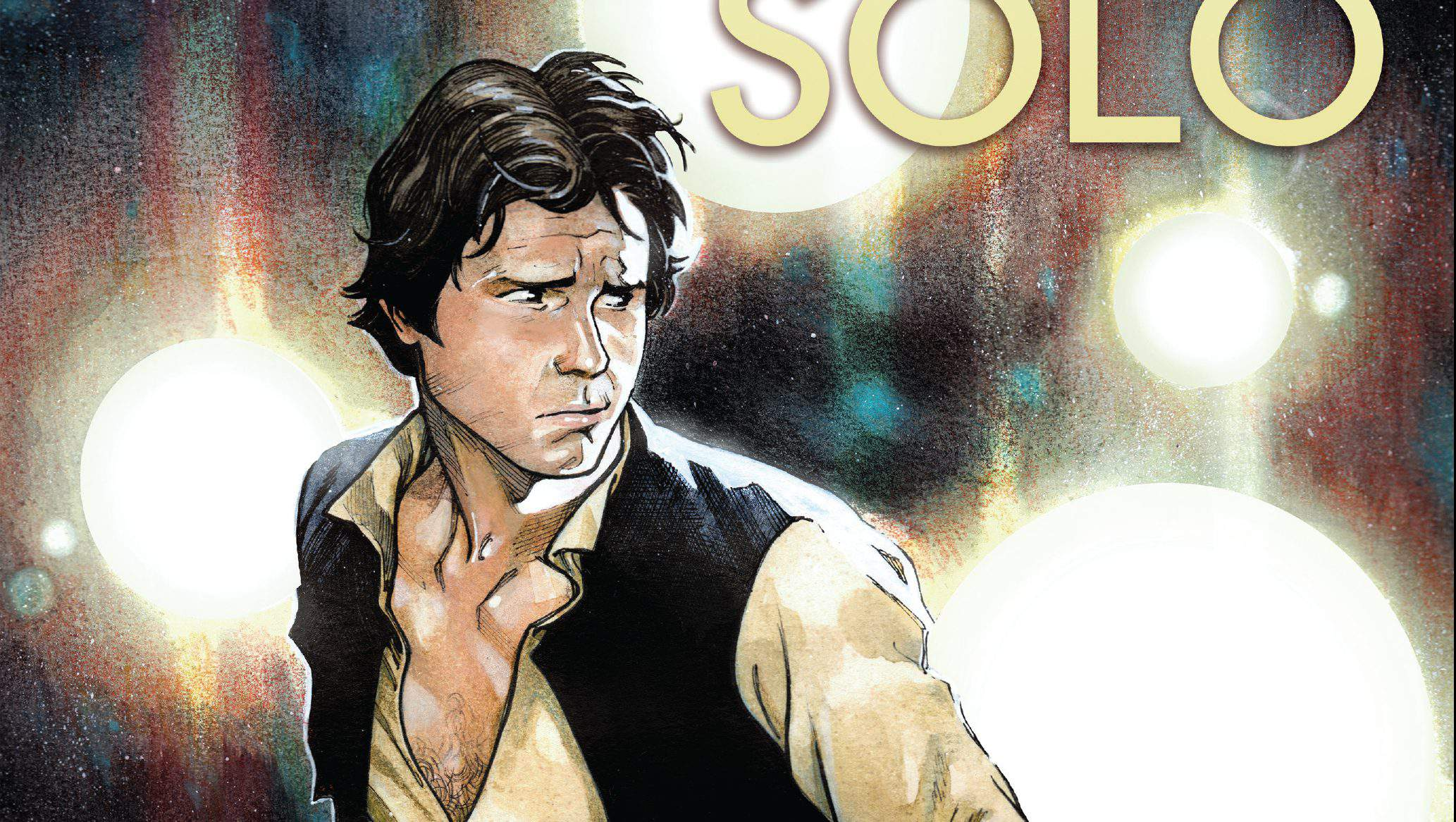 'Han Solo' #4: A Little Scruffy Looking