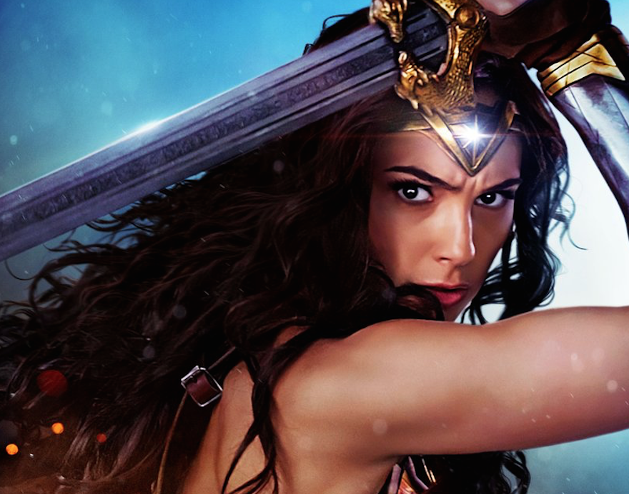 New 'Wonder Woman' Trailer Arrives with Three New Posters