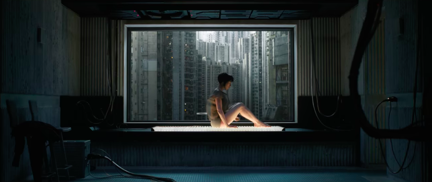 Original 'Ghost in the Shell' Film Director Praises 2017 Adaptation