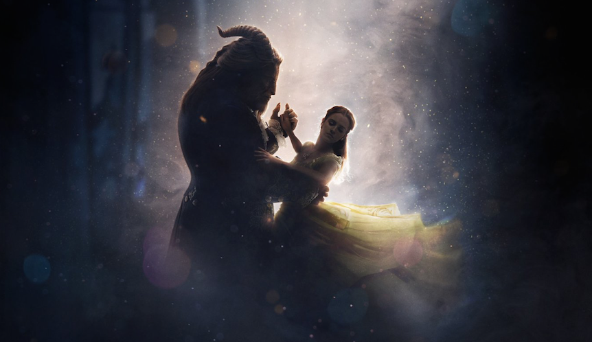 Emma Watson Reveals Teaser Poster for Disney's 'Beauty and the Beast'