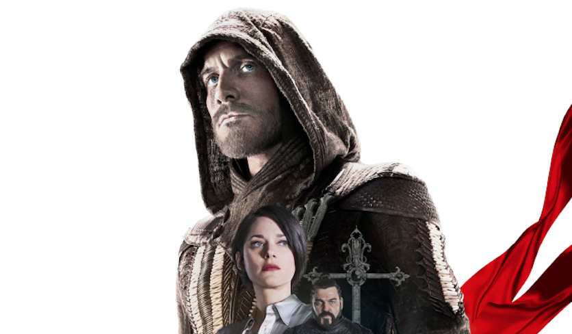 New International Poster for 'Assassin's Creed'