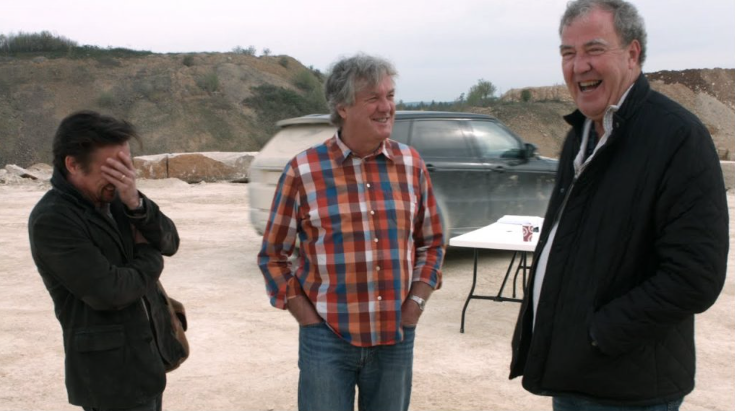 'The Grand Tour: Operation Desert Stumble' – Stumble Indeed