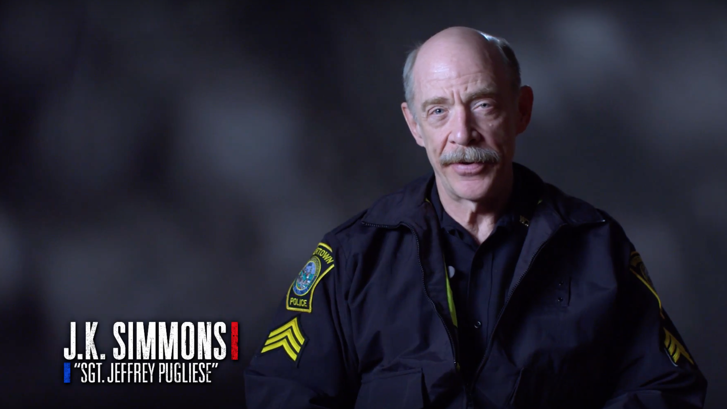 J.K. Simmons in New 'Patriots Day' Featurette