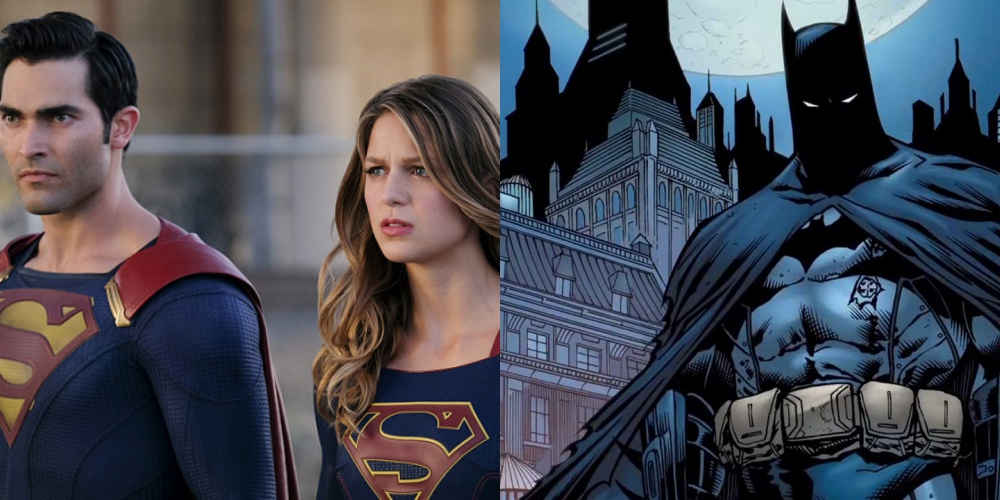 Does 'Supergirl's' Batman Tease Mean He's Active in the Arrowverse?