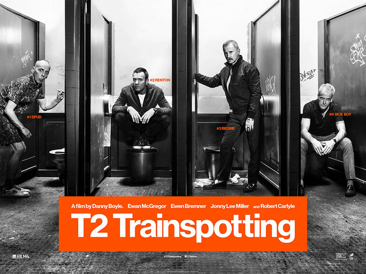 WATCH: 'T2 Trainspotting' Trailer and Poster Arrive