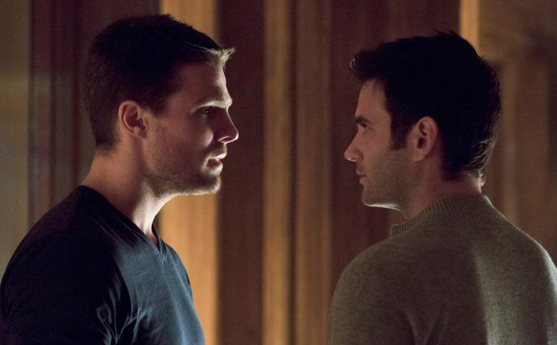 Tommy Merlyn Actor Teases Possible Return for 'Arrow' 100