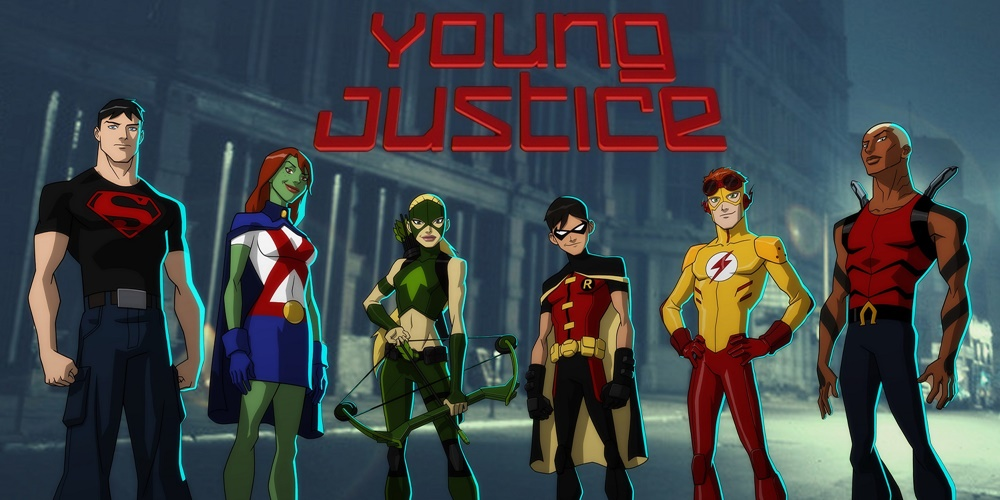 'Young Justice' Season 3 Officially Announced!