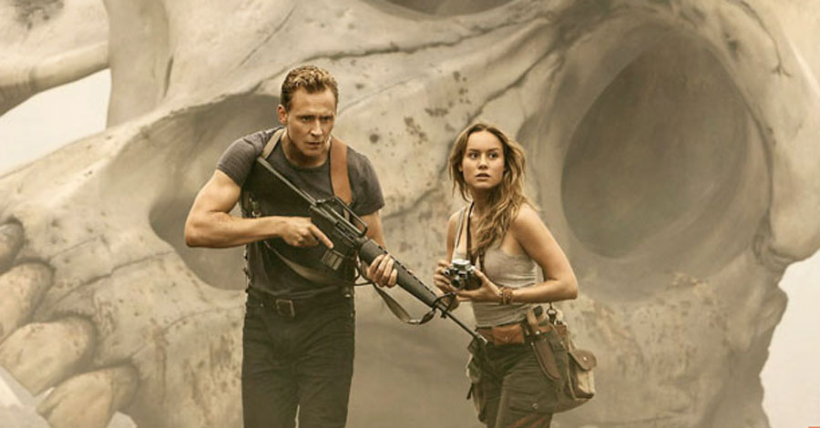 First Look at King Kong Arrives in New 'Kong: Skull Island' Image