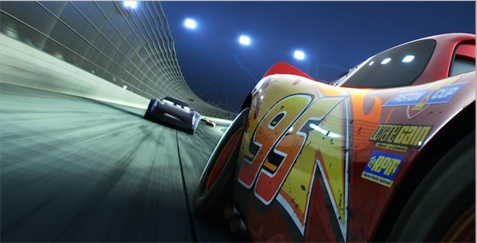 Disney/Pixar Drops an Insane Teaser Trailer for 'Cars 3'