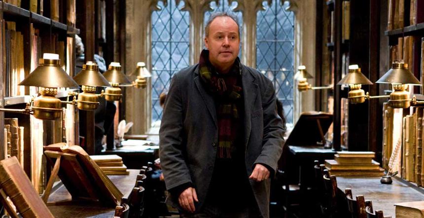 David Yates Will Direct All Five 'Fantastic Beasts' Movies