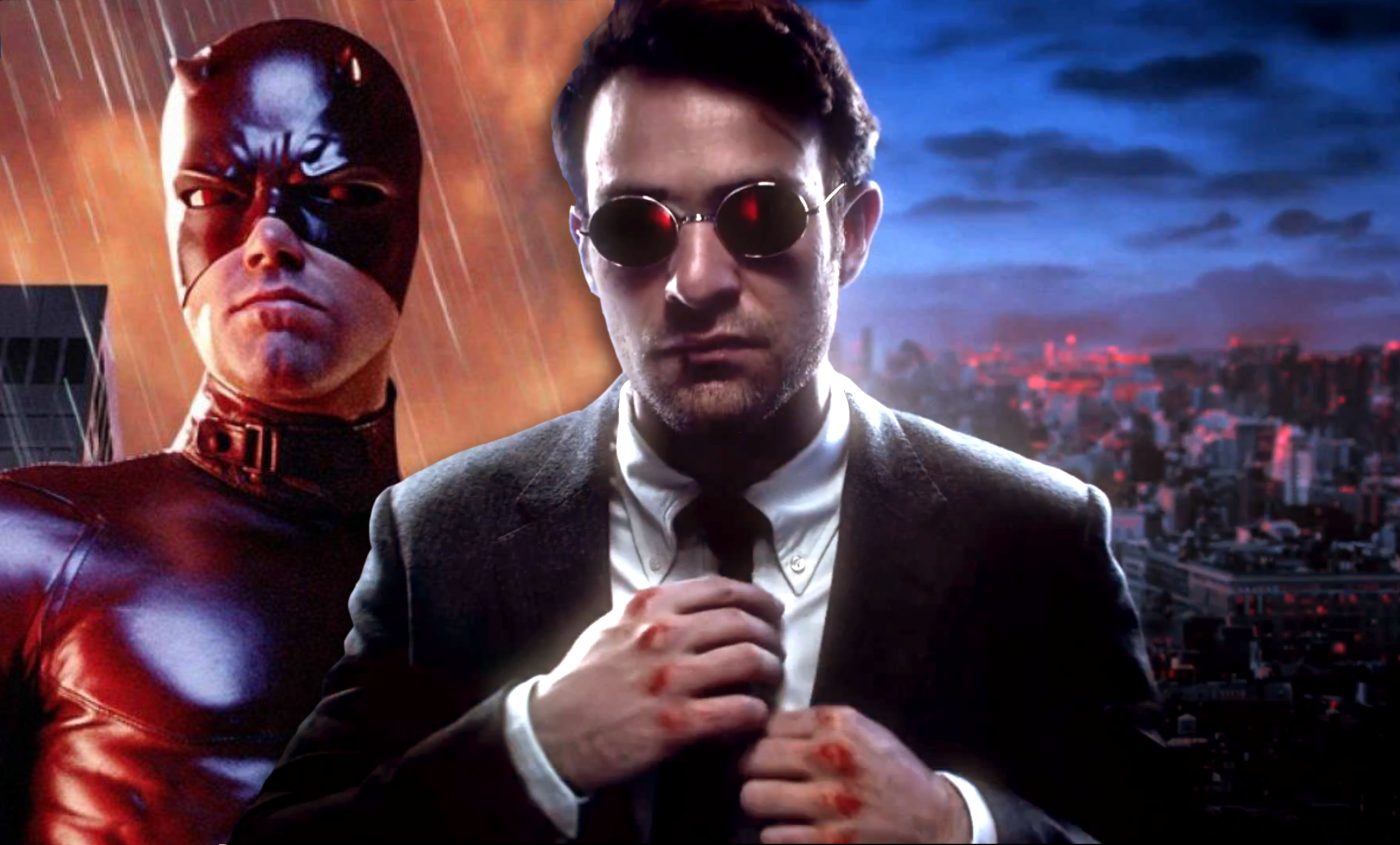 TV's Daredevil Admits He Likes Ben Affleck's 'Daredevil' Movie