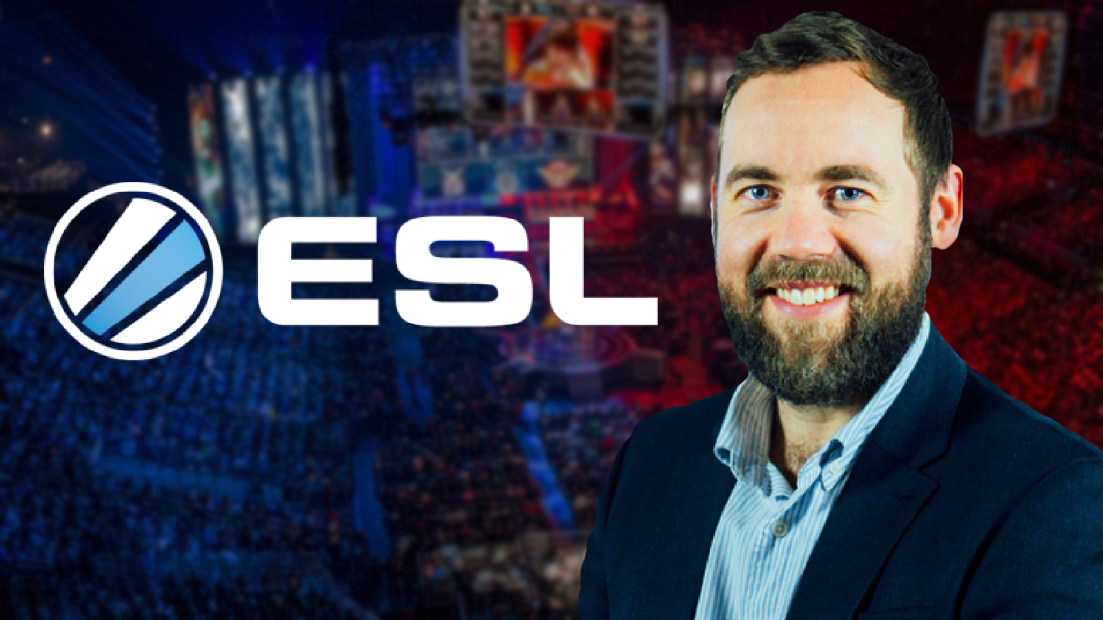 ESL UK MD James Dean Talks the Future of eSports