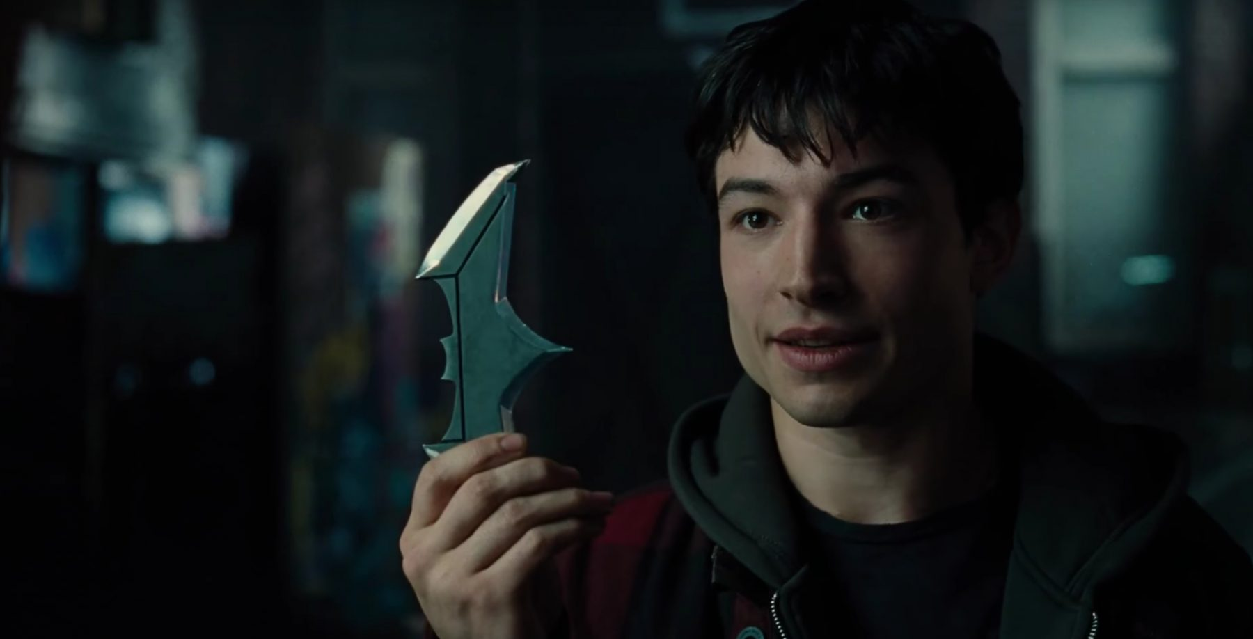 Ezra Miller Gets Excited Talking 'Justice League' in New Interview