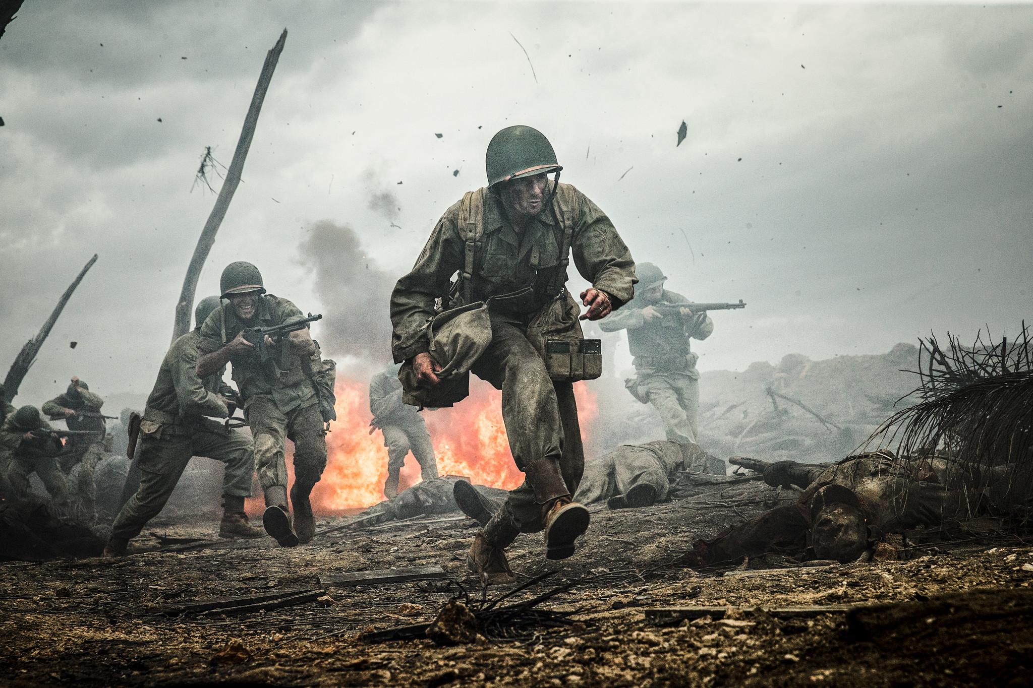 'Hacksaw Ridge' Restores Faith in the War Epic