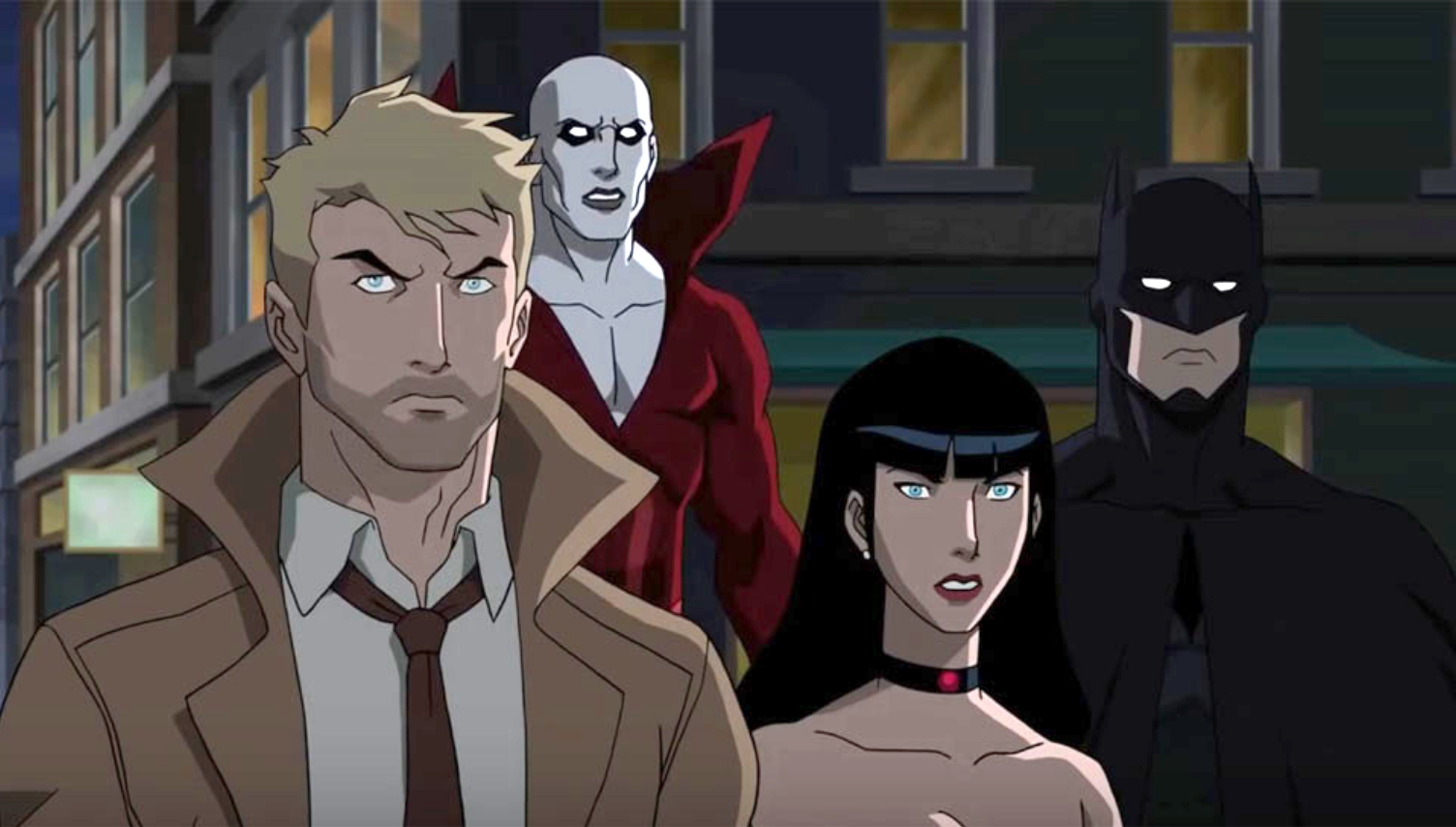 'Justice League Dark' Official Trailer Released, Rated-R