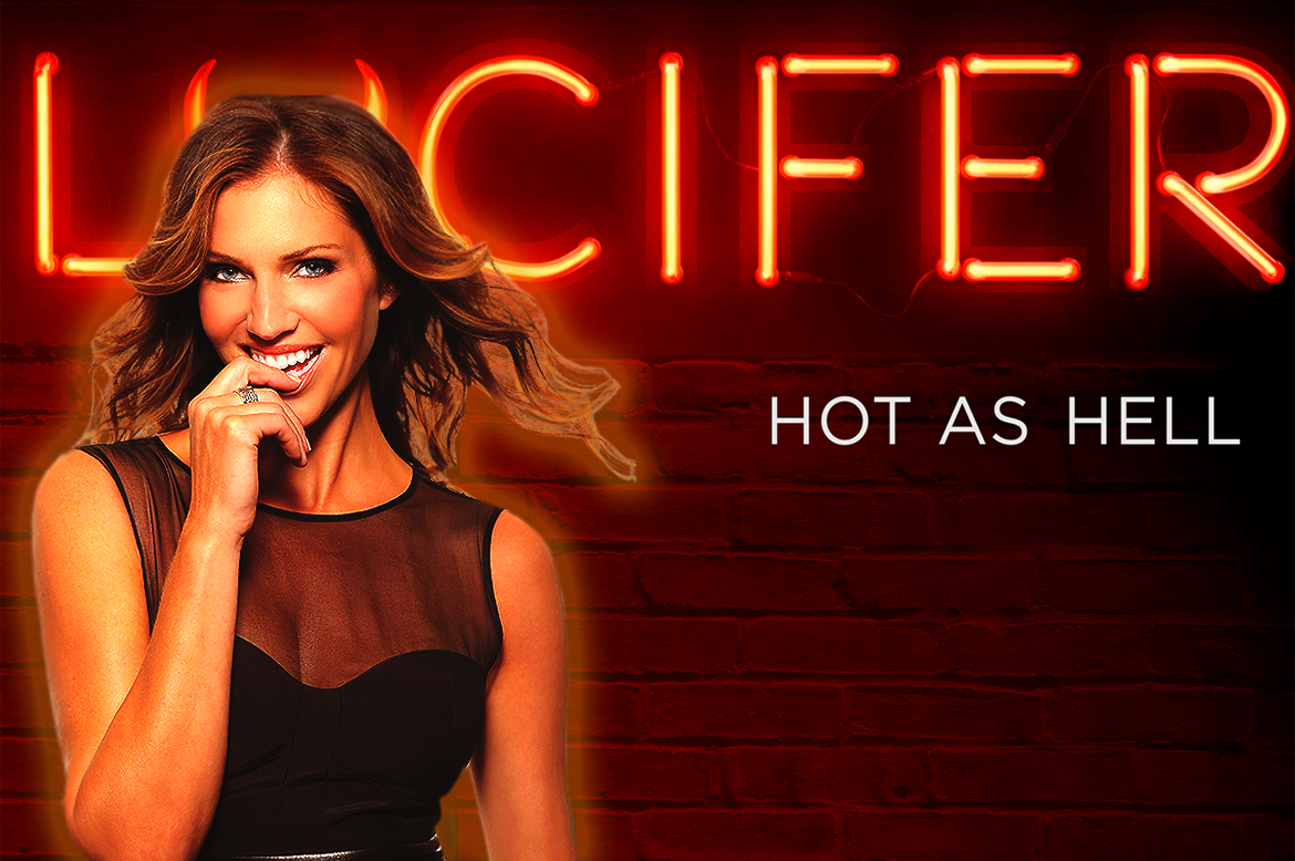 Tricia Helfer Talks 'Lucifer' Season 2