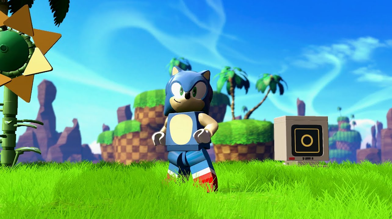 'LEGO Dimensions: Sonic Level Pack' – Shows Up SEGA