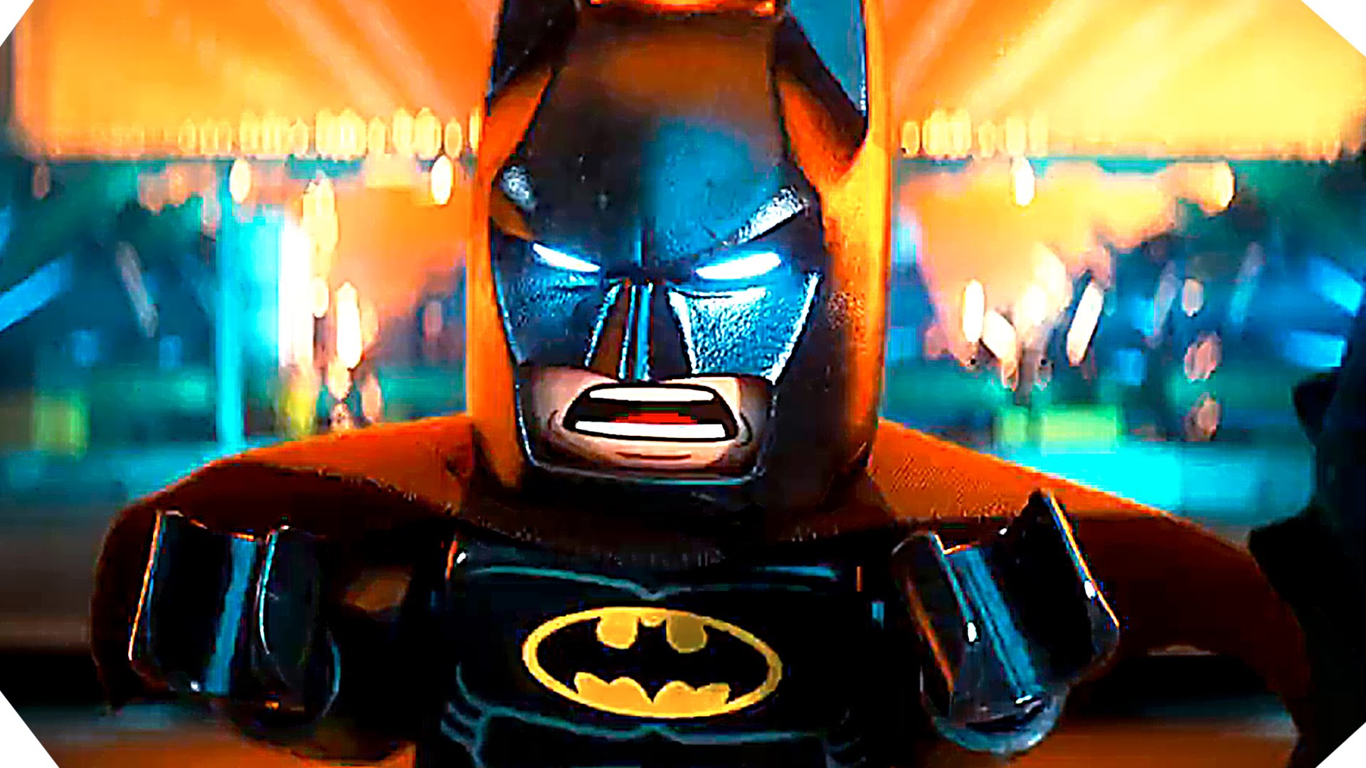 Action, Adorable Life Lessons in New 'The LEGO Batman Movie' Trailer