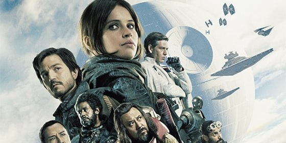 Rogue One's Felicity Jones Open to Reprising Jyn Erso