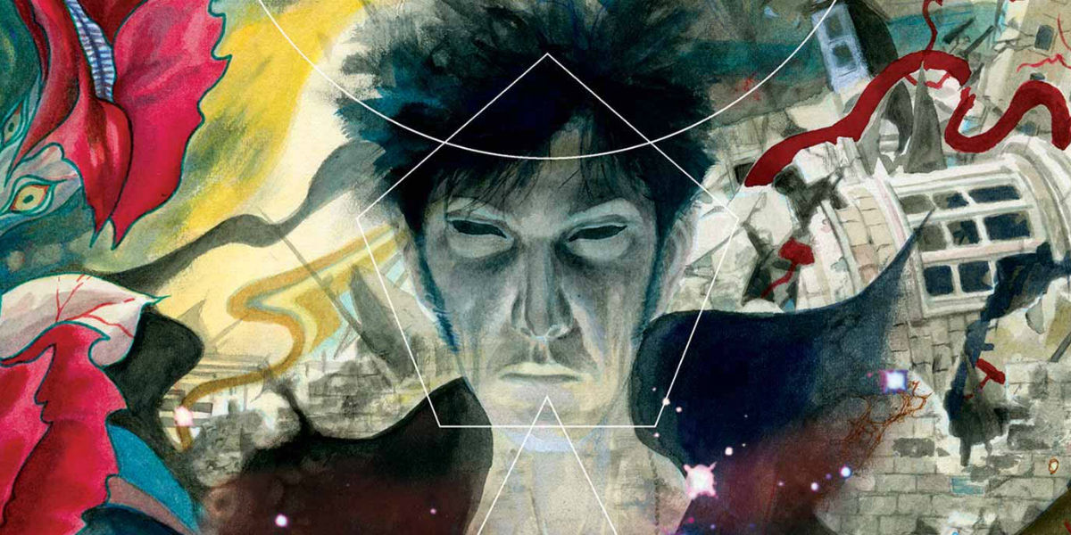 'Sandman' Movie Screenwriter Leaves, Thinks it Should be a TV Show