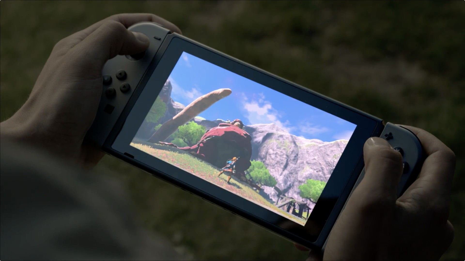 Nintendo Switch May Have Motion Controls, Says GameStop CEO