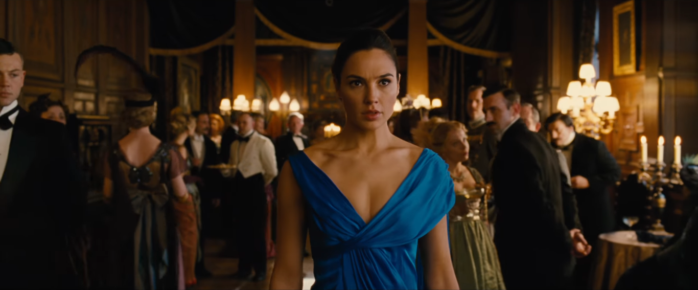 'Wonder Woman' Returning to UK for Reshoots