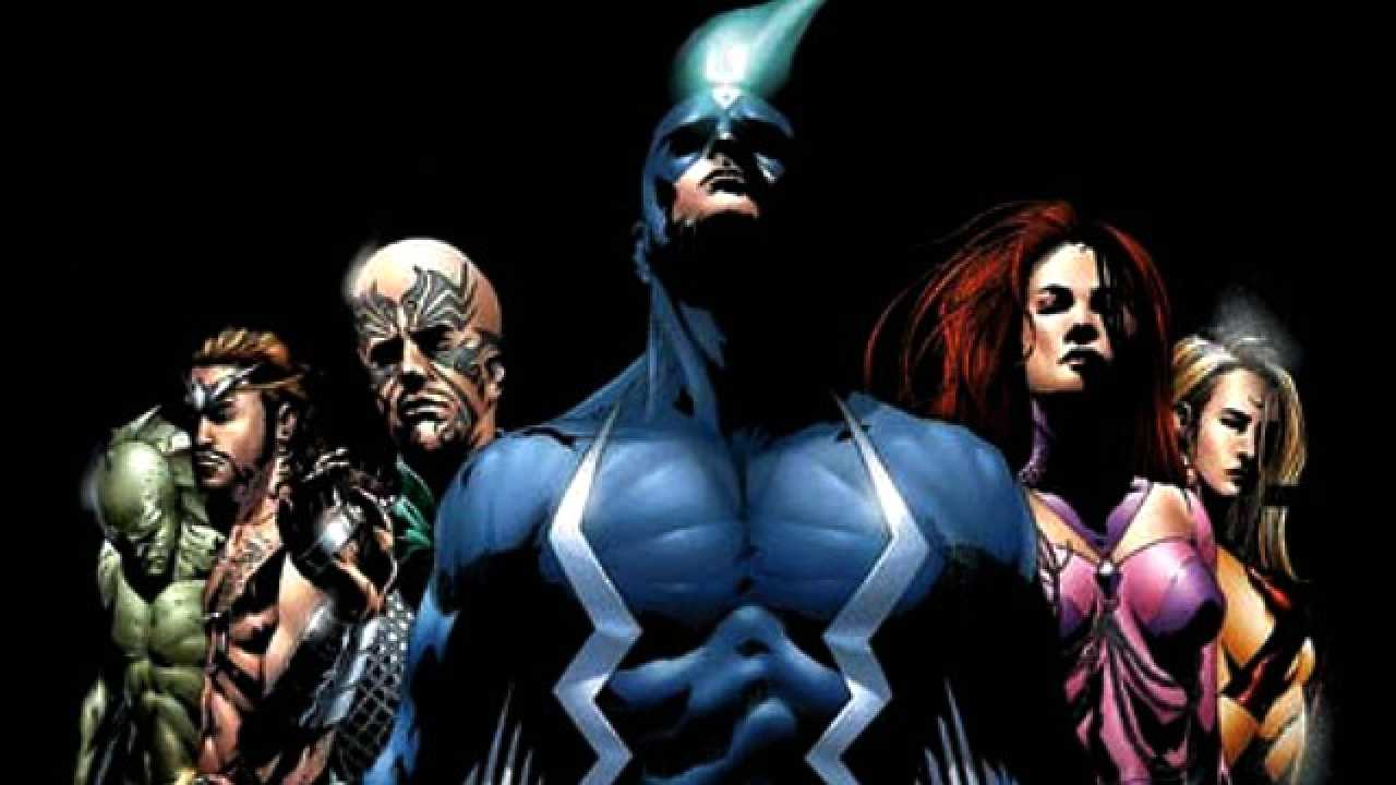 Fan-Cast for 'The Inhumans' Royal Family