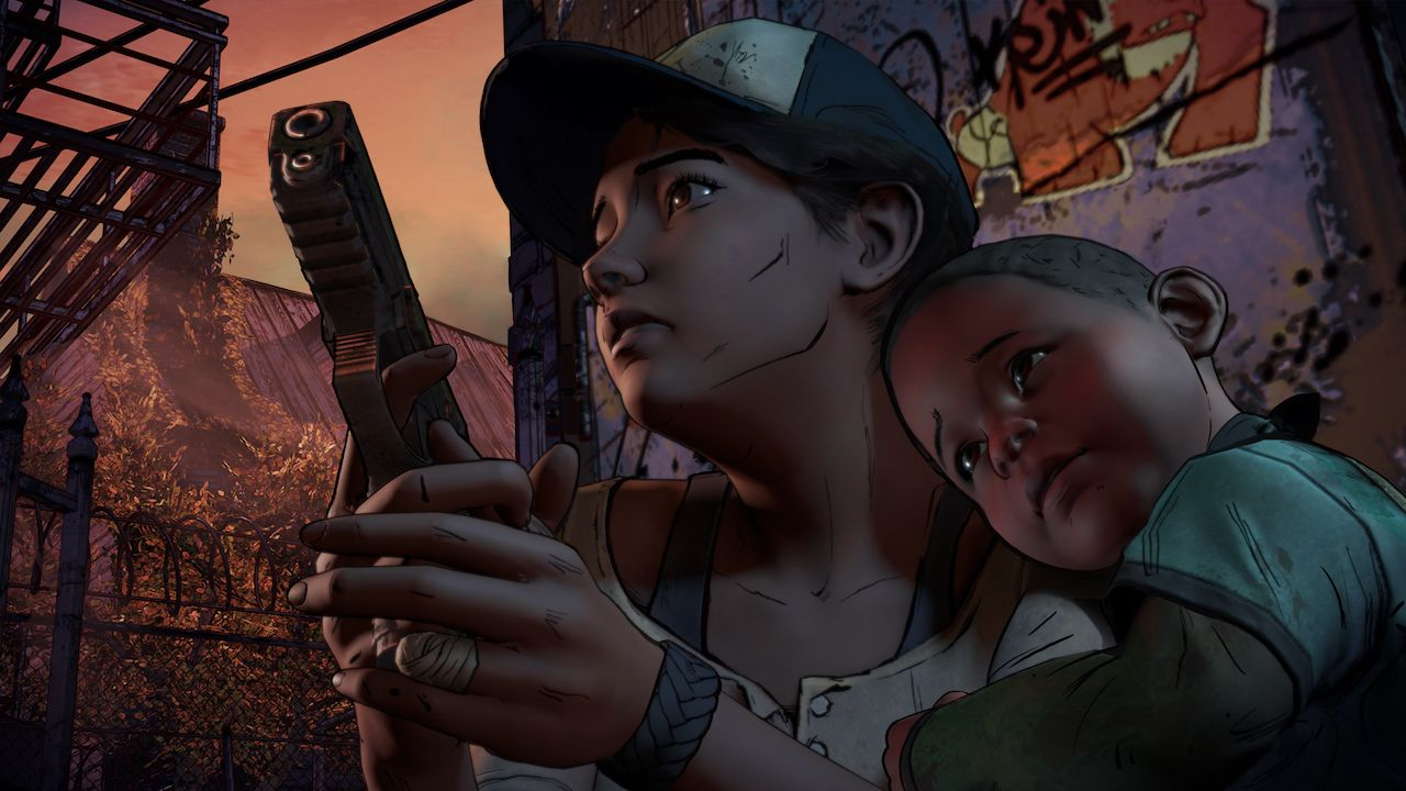 Clem is All Grown Up in Telltale's 'The Walking Dead' Season 3 Trailer