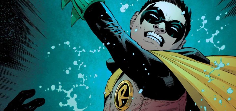 Damian Wayne's Robin