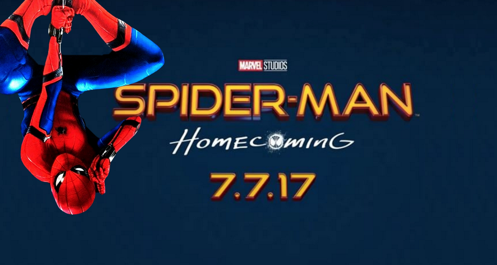 'Spider-Man: Homecoming' Trailer Confirmed to Swing by Tomorrow
