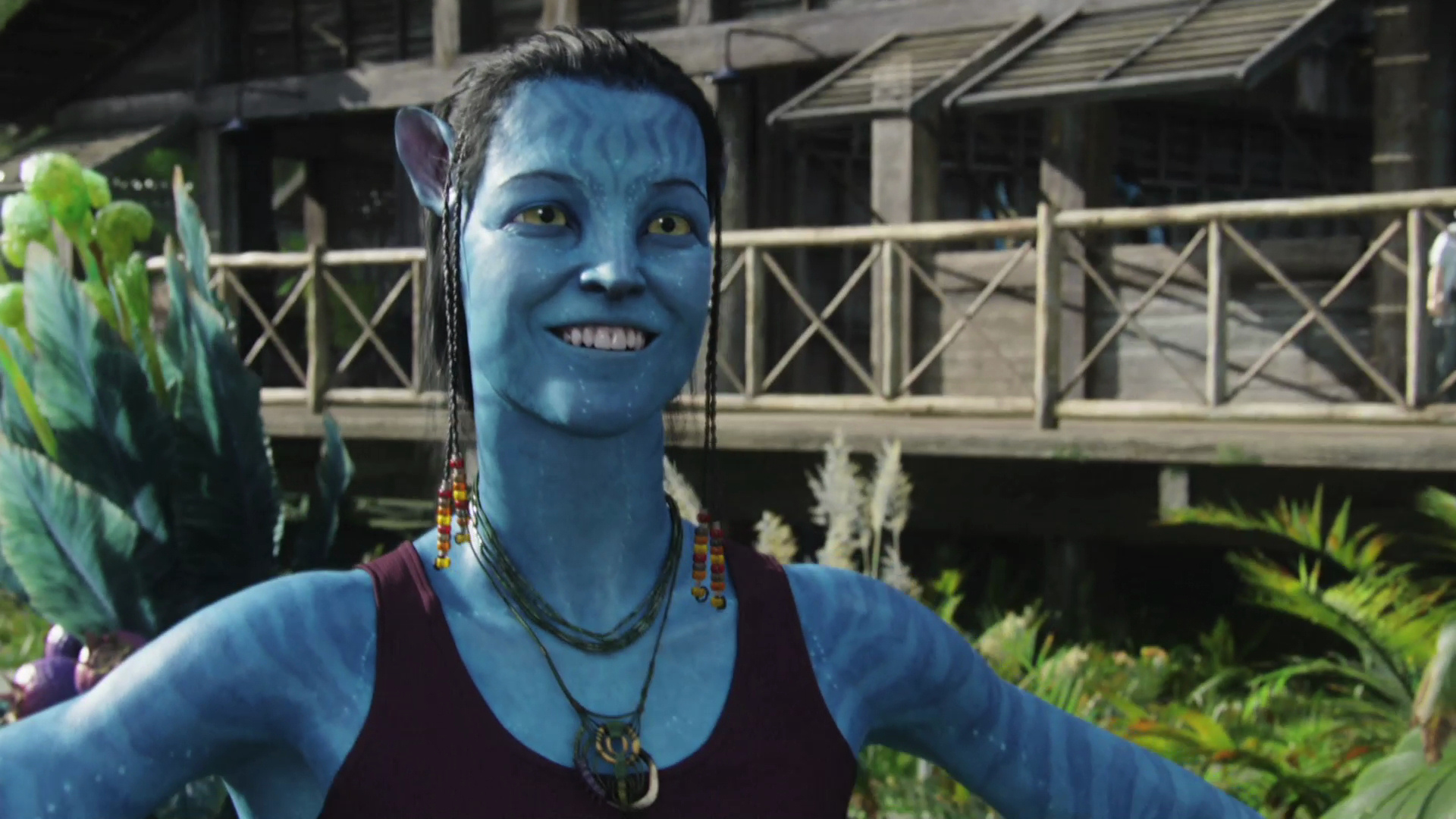 First Look at Sigourney Weaver on the Set of Avatar 2