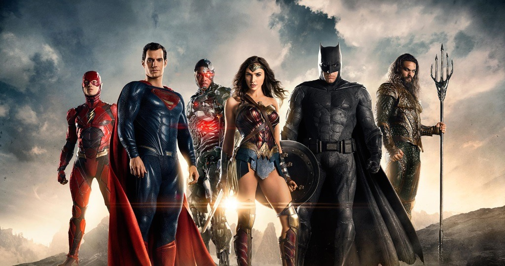 New 'Justice League' Image Unites Three of the Seven