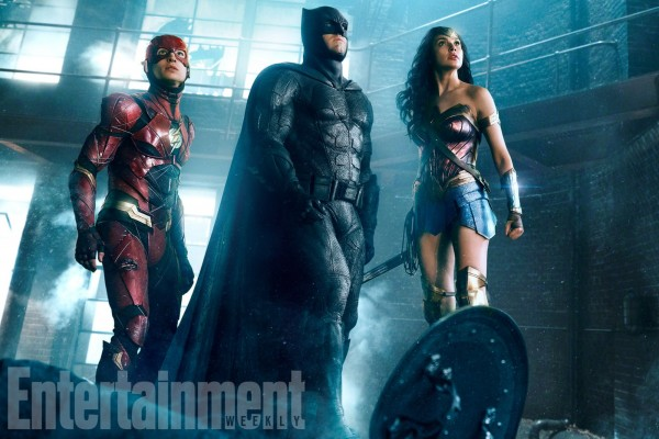New 'Justice League' Image Lines Up the Team