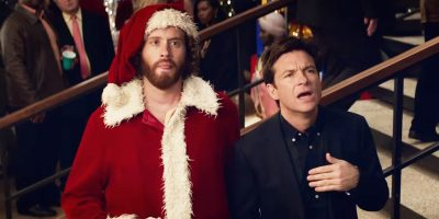 T.J. Miller and Jason Bateman throw an Office Christmas Party
