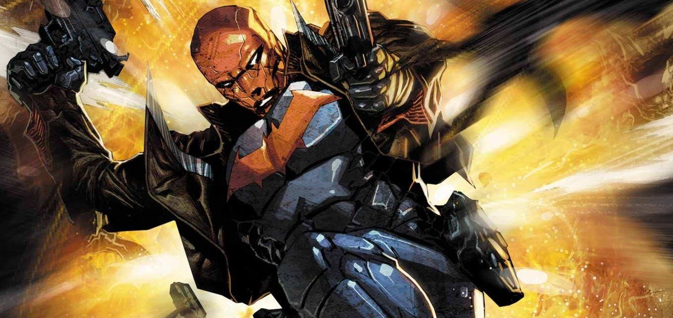 'Injustice 2': Could a Red Hood Reveal Be Coming?